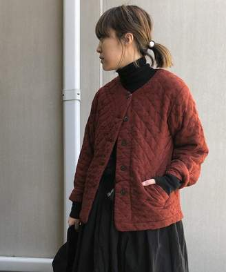 Journal Standard (ジャーナル スタンダード) - journal standard luxe ☆【SOIL×Luxe】 WOOL SINGLE FLOWER QUILTED JACKET◆