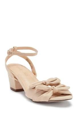 Chloé Chase & Ankle Strap Sandal