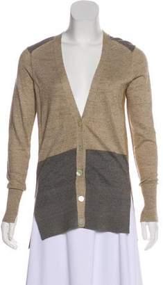 Brochu Walker Button-Up Knit Cardigan