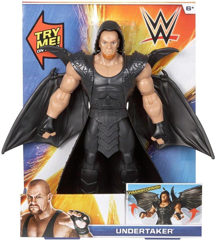 WWE FlexForce 12-inch Undertaker Figure