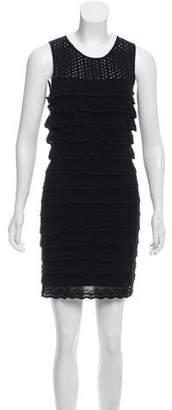 Cynthia Steffe Knit Mini Dress
