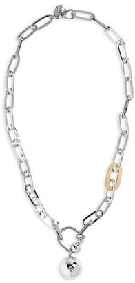 Cara Chain Link Necklace