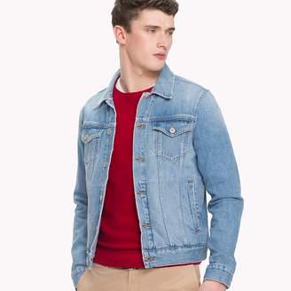 Tommy Hilfiger Panelled Denim Jacket