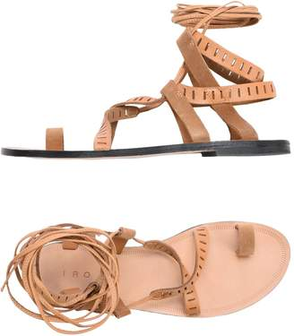 IRO Toe strap sandals