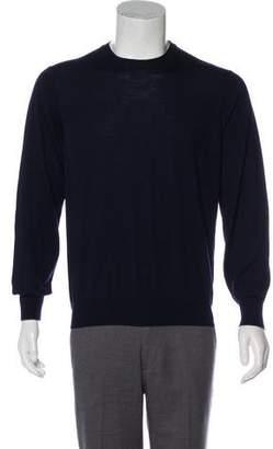Brunello Cucinelli Wool Crew Neck Sweater