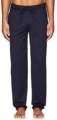 Hanro Men's Night & Day Cotton Pants - Navy