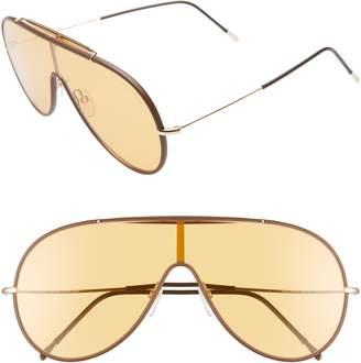 Tom Ford Mack 137mm Shield Sunglasses
