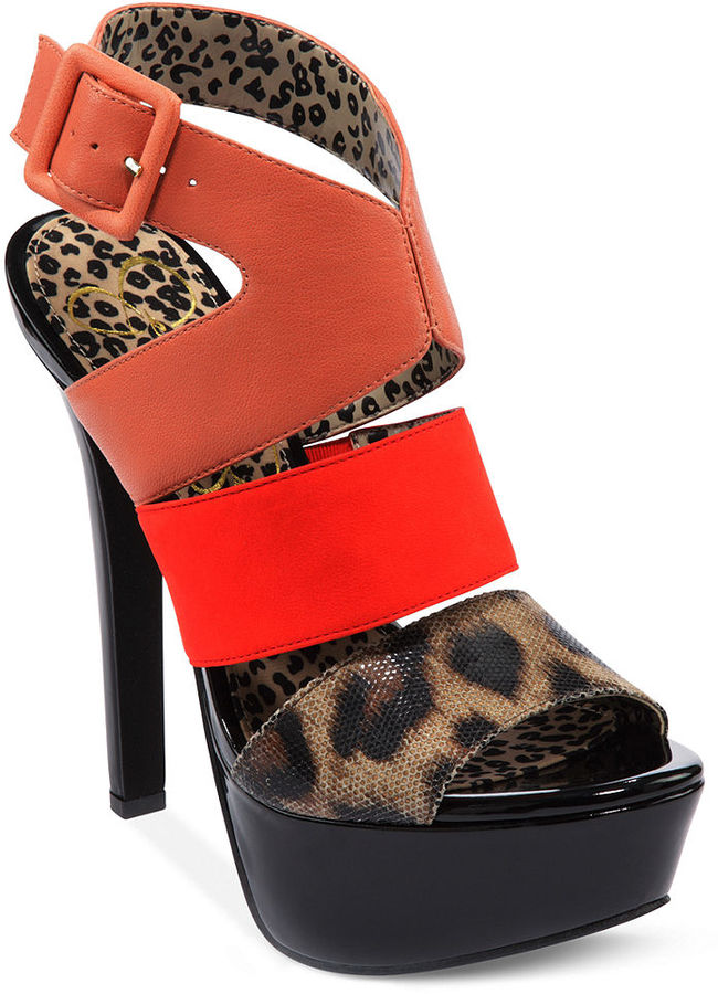 Jessica Simpson Shoes, Erica Platform Sandals