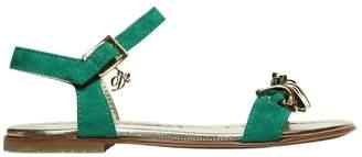 DSQUARED2 Suede Sandals