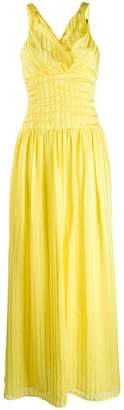 Marc Ellis pleated waist dress