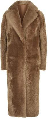 Max Mara Shearling Teddy Coat