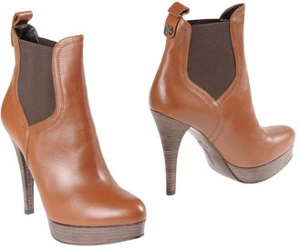 MISS SIXTY Ankle boots $180 thestylecure.com
