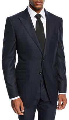 Tom Ford O'Connor Herringbone Wool Suit