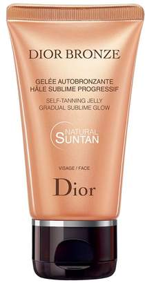 Christian Dior Bronze Self-Tanning Jelly Gradual Glow-Face