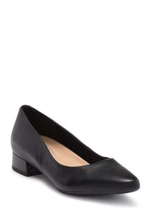 Easy Spirit Caldise Low Heel Pump - Wide Width Available