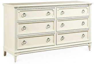 Stone & Leigh Clementine Court Double Dresser - White