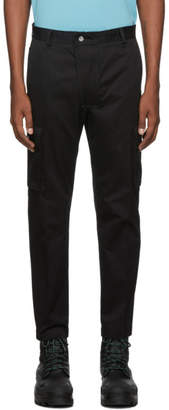 Diesel Black P-Jared Cargo Pants
