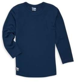 Tom & Teddy Toddler's, Little Boy's& Boy's Long Sleeve Rash Guard