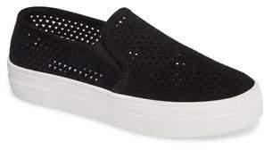 Women's Steve Madden Gills Perforated Slip-On Sneaker