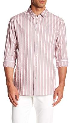 Tommy Bahama Safi Stripe Original Fit Long Sleeve Shirt