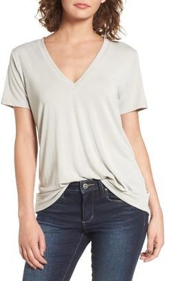 Women's Lush V-Neck Tee $32 thestylecure.com