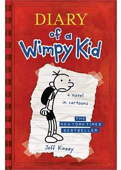 Penguin Diary Of A Wimpy Kid