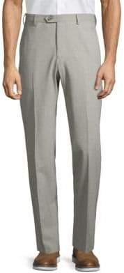 Zanella Wool Blend Dress Pants