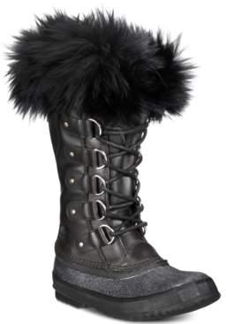 16fd7bbf3227 Sorel Women s Joan Of Arctic Lux Waterproof Winter Boots Women s Shoes