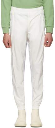 Cottweiler Ivory Contrast Mesh Panel Signature 2.0 Track Pants