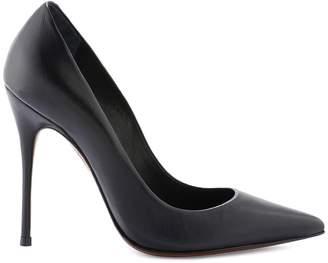 Cosmo Paris COSMOPARIS Aelia Leather High Heel Shoes