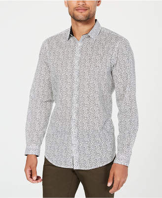 INC International Concepts I.n.c. Men's Printed Shirt, Created by Macy's