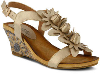 Spring Step Patrizia by Cutiquin Wedge Sandal - Women's