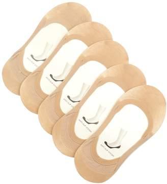 Falke Set of five Step invisible liner socks