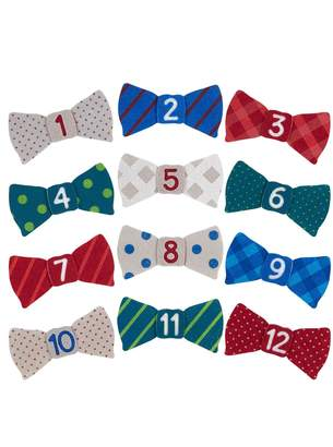 Pearhead Motherhood Maternity First Year Bow Tie Stickers