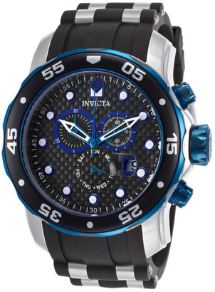 Invicta Men&s Quartz Chronograph Watch $133.97 thestylecure.com