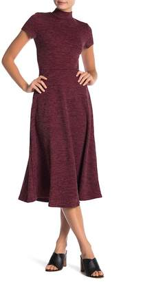 Vanity Room Short Sleeve Knit Dress