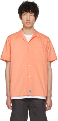 Dickies Construct Orange Work Shirt