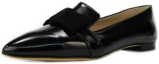 Cenedella Black Leather Loafer