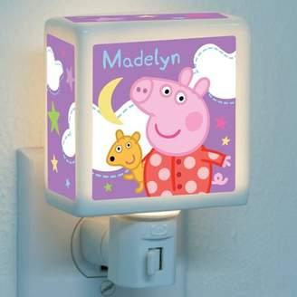 Peppa Pig Personalized Starry Nightlight