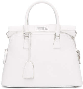 Maison Margiela White Convertible 5AC Bag