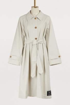 Proenza Schouler Cotton trench coat