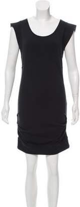 IRO Short Sleeve Mini Dress