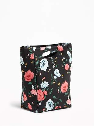 Old Navy Graphic Canvas Lunch Tote