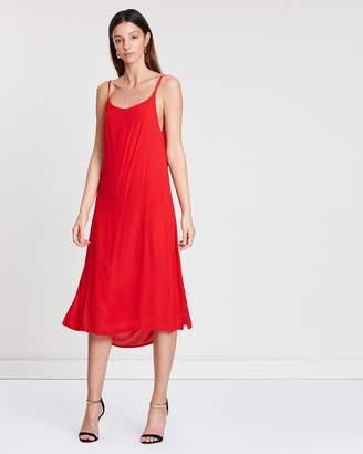 Benvolio Midi Slip Dress