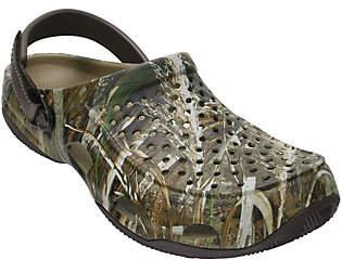 Crocs Men's Clogs - Swifterwater Deck RealtreeMax-5