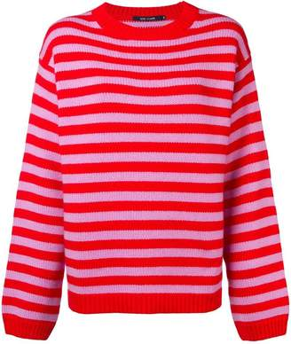 Sofie D'hoore cashmere striped Maravilla sweater