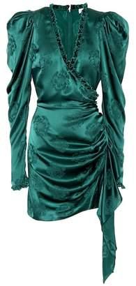 Magda Butrym Carlton silk minidress