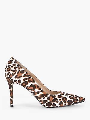 b652b37c37c92c Mint Velvet Sarah Leopard Print Stiletto Heels