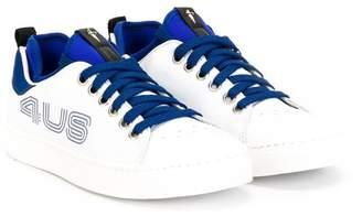Cesare Paciotti 4Us Kids lace-up sneakers