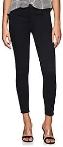 L'Agence Women's Margot High-Rise Skinny Jeans-Black